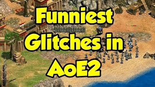 Funniest Glitches in Age of Empires 2 Video