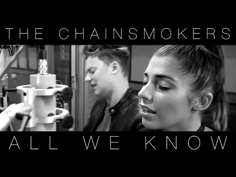 All We Know The Chainsmokers Cover [Feat. Harper]