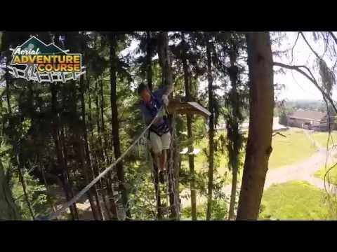Peek'n Peak Mountain Adventures: WHITE KNUCKLE