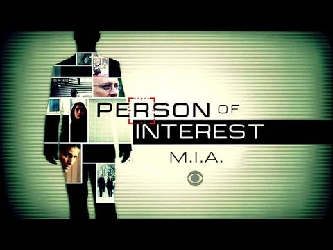 Person of Interest 4.13 (Preview)