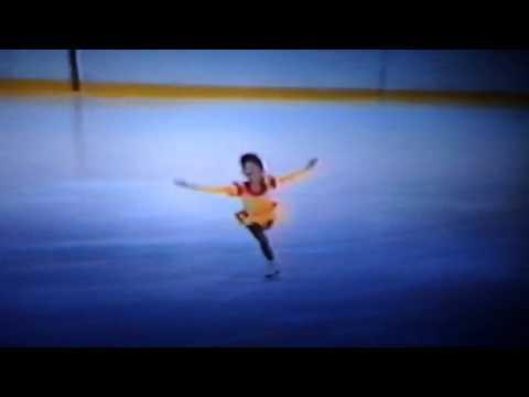 Tara Lipinski - 1990 South Atlantic Regional Figure Skating Championships