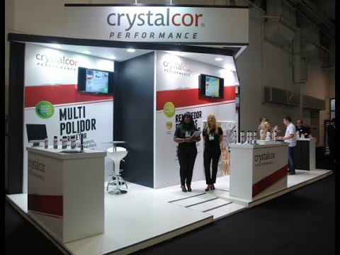 Crystalcor Performance - Expo Revestir 2014
