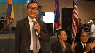 Khmer Classic - A Public Forum with Sam Rainsy Parts 1 of 3