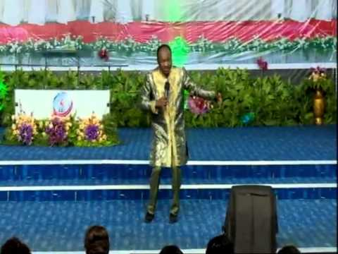 #Apostle Johnson Suleman (Prof) #Manifesting The John's Anointing #1of3