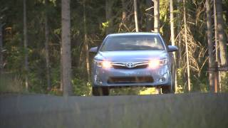 2012 Toyota Camry - Walkaround Video