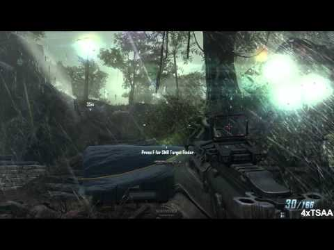 Call of Duty: Black Ops 2 PC Video Comparison: MSAA vs TXAA