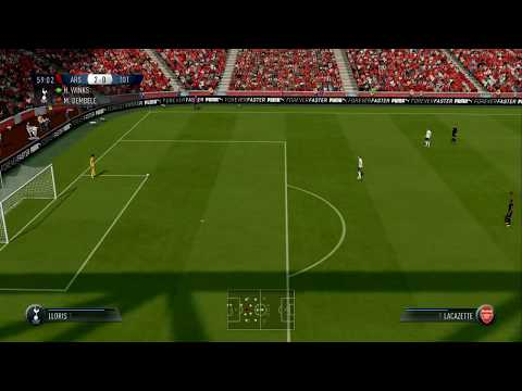 FIFA 18 Nintendo Switch 1080p60 Gameplay - Full Match