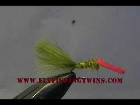 How to Tie a Red Eye Damsel Nymph