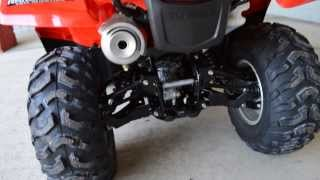 6. 2014 TRX420FPA Rancher SALE / Honda of Chattanooga TN ATV Dealership - Power Steering + IRS