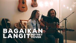 Video BAGAIKAN LANGIT // Potret (Cover) by  The Macarons Project MP3, 3GP, MP4, WEBM, AVI, FLV November 2018