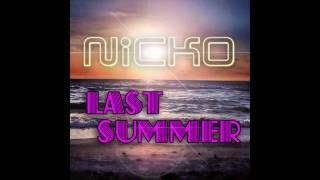 LAST SUMMER - NICKO (NIKOS GANOS)