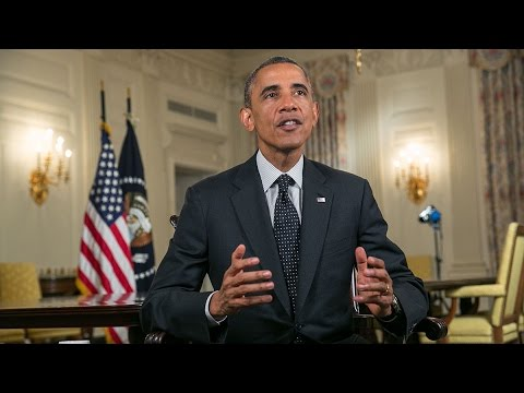 Weekly Address%3A Everyone Should Be Able to Afford Higher Education