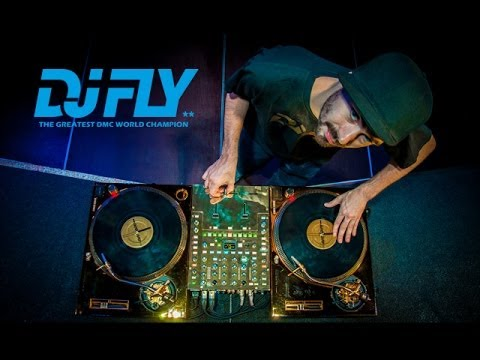 DJ FLY – DMC WORLD CHAMPION 2013