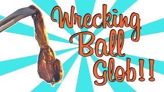 WRECKING BALL ROSIN GLOB!!! by Strain Central