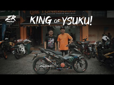ZR PROJECT | YSUKU FULL CARBON PERTAMA DI DUNIA!