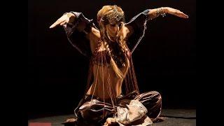Танец Агапии Савицкой на фестивалеTribal Salon 2016.  Финляндия, Хельсинки, 11 сентября 2016.