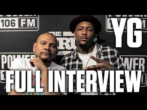 YG Full Interview