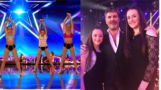 My thankyou I sent to Simon Cowell for paying for my back surgery!