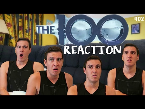 THE 100 REACTION // 402 'Heavy Lies The Crown