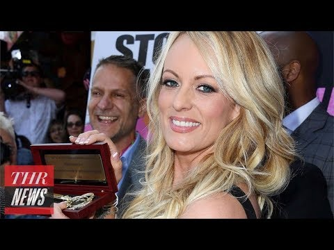 Stormy Daniels Was Arrested Performing An Act At Columbus, Ohio Strip Club | THR News