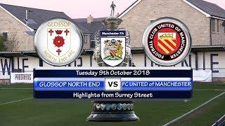 Video Glossop North End v FC United of Manchester 09/10/18 MP3, 3GP, MP4, WEBM, AVI, FLV Oktober 2018