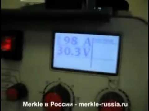 Сварка электродом полуавтоматом MobiMIG В сети 220В 140В