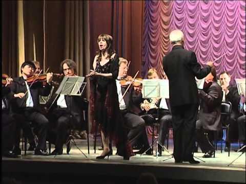 Olga Balashova-Lehmann aria di Semiramide
