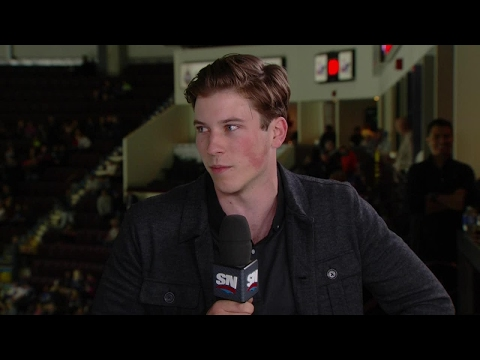 Video: Patrick: Confident in my abilities...ready for the NHL