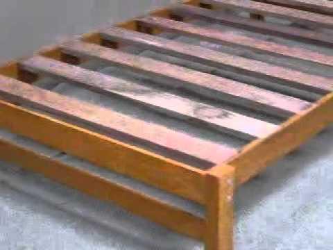 Tarimas para cama videos videos relacionados con for Tarimas de madera para cama