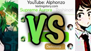 Nonton Aurora Vs Toshi My Hero Chat Sequel  69 Film Subtitle Indonesia Streaming Movie Download