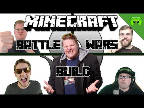 Twitch - KOCHEN  Minecraft Battle Build Wars #9