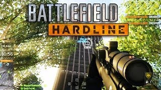 Battlefield: Hardline Multiplayer Gameplay! Heist Cops vs Robbers (New BF 2014 1080p HD PC Live)