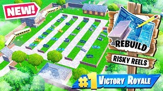 WE BROUGHT BACK RISKY REELS in Fortnite Battle Royale
