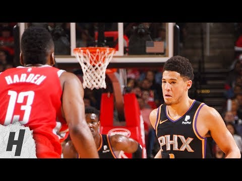 Phoenix Suns vs Houston Rockets - Full Game Highlights | March 15, 2019 | 2018-19 NBA Season