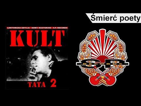 Tekst piosenki Kult - Śmierć poety po polsku