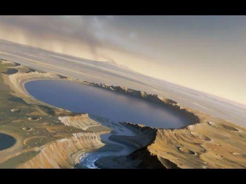 Смотреть онлайн: NASA: на Марсе есть вода