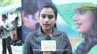 Dimple Chopade at Kalkandu Movie Team Interview