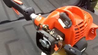 2. Echo SRM 225 Fuel Line Repair