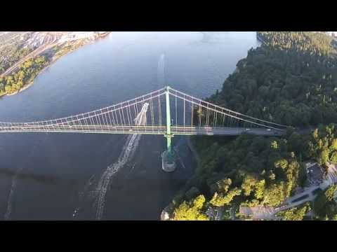 Vancouver Drone Video