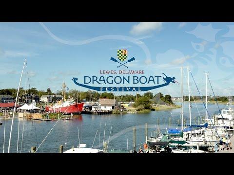 Lewes Dragon Boat Festival 2016