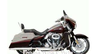 1. 2012 Harley-Davidson Street Glide CVO Base - Info and Specs