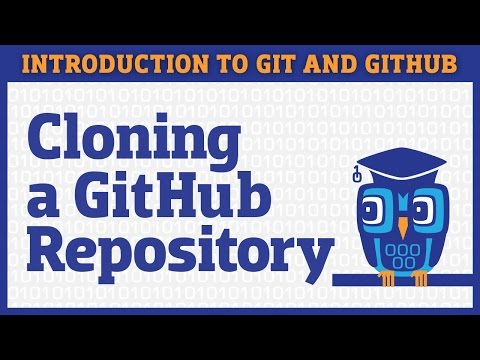 Copying a GitHub Repository to Your Local Computer