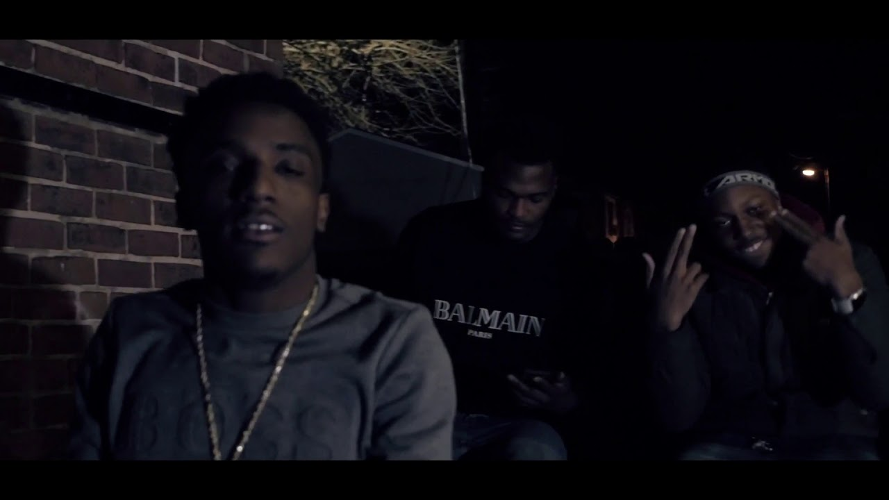 UndaRated Lor Chris Go's In on GG Remix, Official Video [@unda_rated]