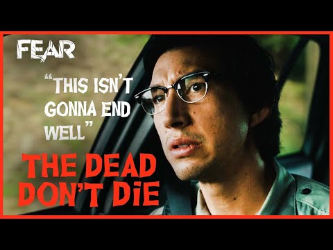 """This is All Gonna End Badly"" Adam Driver 