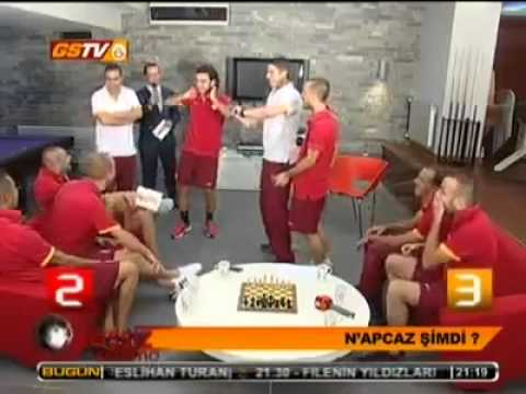 gs - Galatasaray TV'de dn akam ilk kez ekrana gelen 