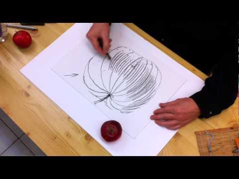 Atelier Peter Schneider  –  Zeichenkurs Teil 2