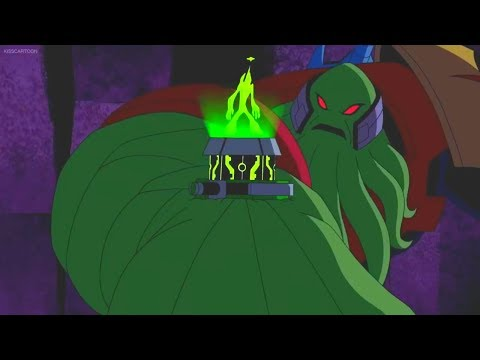 BEN 10 UA || Ultimate Aliens Force TRANSFORMATION NEW || BEN 10 MOBILE TECH BANGLA TOONS GAMING