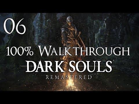 Dark Souls Remastered - Walkthrough Part 6: Darkroot Basin