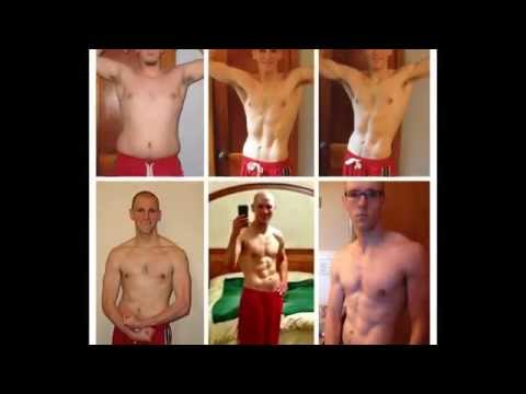 Ben's P90X and X2 Transformation Video