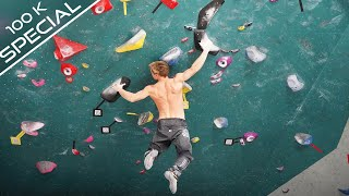 ALL 100 BOULDERS IN ONE SESSION? | VLOG #138 by Magnus Midtbø
